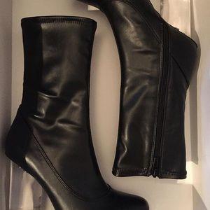 Jeffrey Campbell vegan leather boots